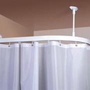 Anti-Ligature Shower Curtians